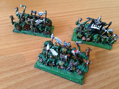 Warmaster Orcs & Goblins  WO01 • 40£