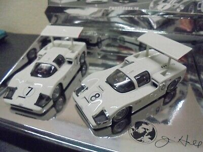 MRRC  Chaparral 2F Racing Legends Collection Twin Pack BNIB • 8.50£