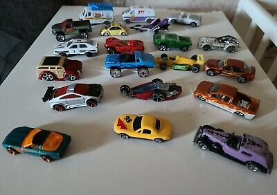 Toy Cars Bundle, Hotwheels And Others. • 2.90£