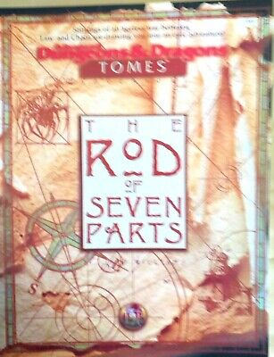 The Rod Of Seven Parts • 54.99£