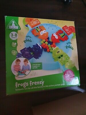 ELC Frogs Frenzy Game  • 1.50£