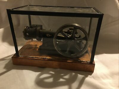 STUART TURNER 8 Vintage  Live Steam Horizontal Engine  NICE CONDITION • 190£