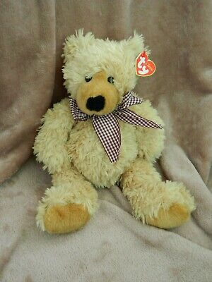 Ty Classic 2005 Boudreaux Brown Bear With Bow • 9.99£