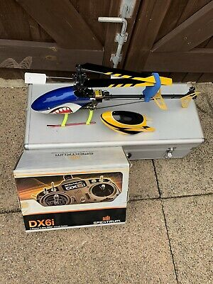 Twister 3D Storm R C Helicopter With DX6i Transmitter And Many Extra's • 185£
