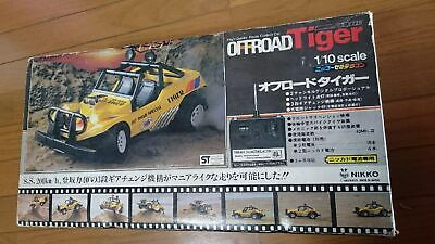 Nikko Off-Road Tiger Toys Hobbies And Goods Radio Control From Japan • 76.79£
