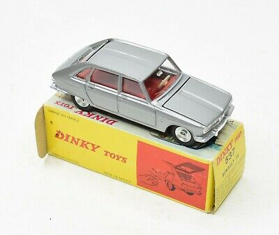 French Dinky 537 Renault 16 Virtually Mint/Boxed • 130£