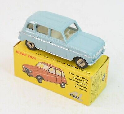 French Dinky Toys 518 Renault 4l Virtually Mint/Boxed • 120£