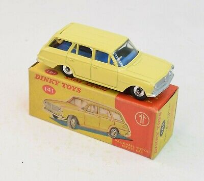 Dinky Toys 141 Vauxhall Victor Virtually Mint/Boxed • 130£