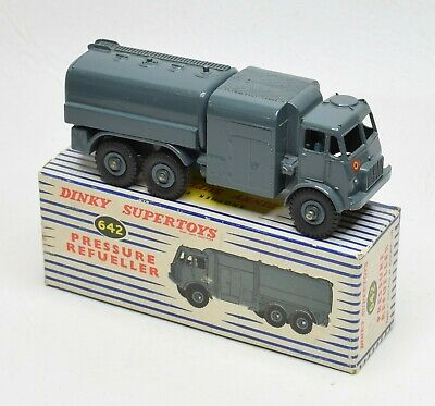Dinky Toys 642 Pressure Refueller Very Near Mint/Boxed • 110£