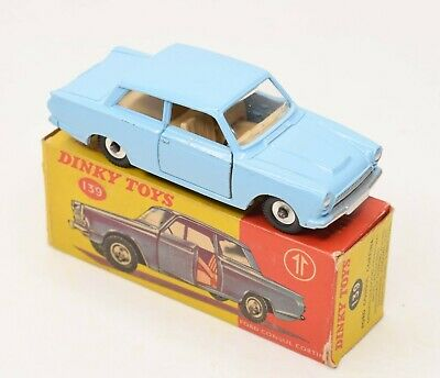 Dinky Toys 139 Ford Consul Very Near Mint/Boxed • 115£