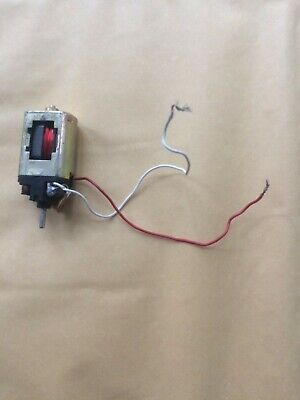 Genuine Scalextric Johnson Motor With Wires Runs Fine Nice Clean One • 2.99£