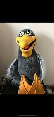 """Professional Latex Puppet Ventriloquist Pelican Pete Axtell Expressions 26"""" • 145£"""