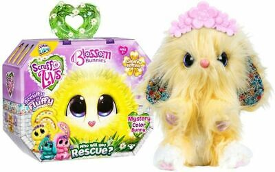 Little Live Scruff-A-Luvs - Blossom Bunnies - Limited Edition Collectible • 14.99£