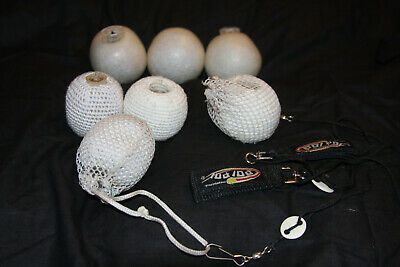 Poi And Juggling Balls, Light Up, Battery Powered, Bundle, Used • 2.50£