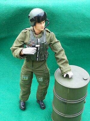 Hm Armed Forces Raf, Appache Attack Helicopter Pilot, Superb! • 14£