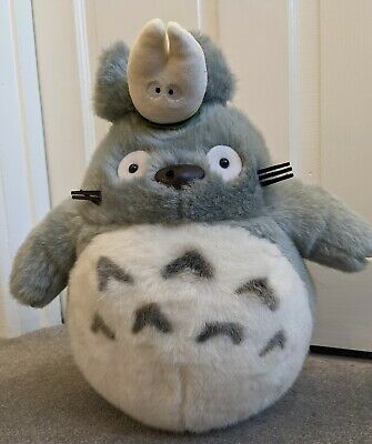 Large My Neighbour Totoro Plushie • 10£