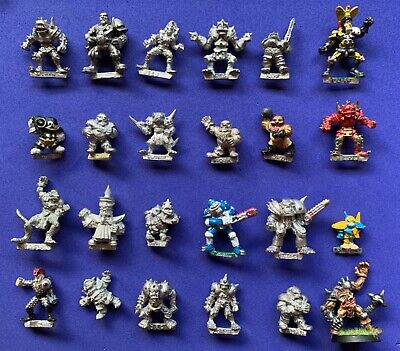 Blood Bowl 1st 2nd Edition Chaos Dwarf Elf Skaven Undead Orc Human Star Players • 22.95£