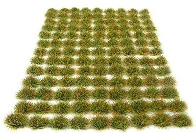X117 Rough Grass Tufts 6mm - Self Adhesive Static Model Scenery • 4£