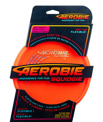 Aerobie Squidgie Flying Disc NEW • 5.99£