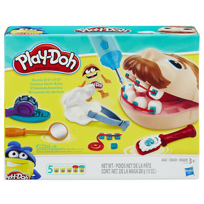 Play-Doh Doctor Drill N Fill Play Set - BRAND NEW • 13.49£