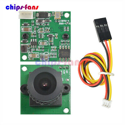 700TVL 2.8 Mm FPV CCD Camera CCD Mini Security Video PCB Board For RC • 4.65£