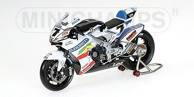 Honda RC212V Carlos Checa MotoGP 2007 1:12 Model MINICHAMPS • 72.98£