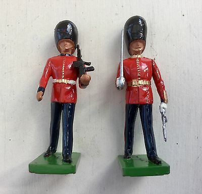 Toy Soldiers Scots Guards Officer Harrods • 25£