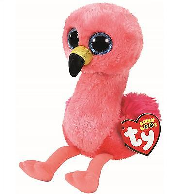 Ty Beanie Boos 36848 Gilda The Pink Flamingo Boo Regular • 7.50£