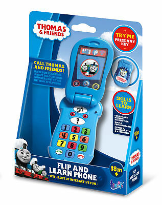 Thomas & Friends Flip And Learn Phone - NEW • 8.99£
