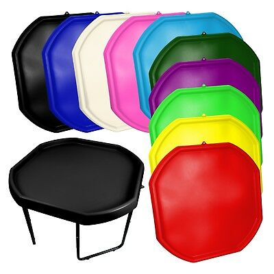 Large Plastic Children Kid Play Tuff Spot MIXING TRAY Toy Sand Pit Stand • 49.99£