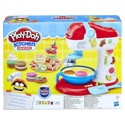 Play-Doh Kitchen Creations Spinning Treats Mixer - BRAND NEW • 17.99£