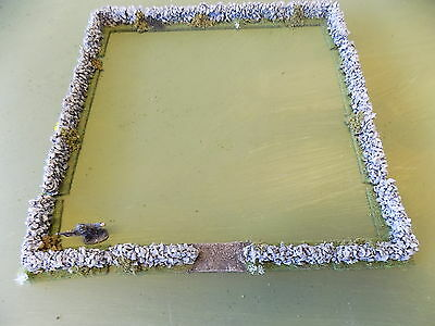 28mm Wargames Walls Bolt Action Hand Made By Fat Frank • 8.99£