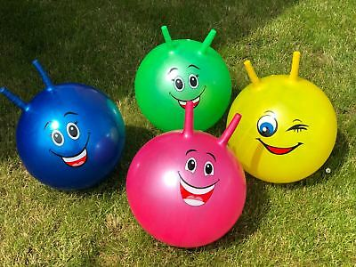 Hopper Jumping Bounce Ball Large Kids Space Indoor/Outdoor Fun Playing Game • 6.99£