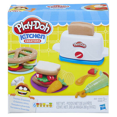 Play-Doh Kitchen Creations Toaster Creations • 10.95£