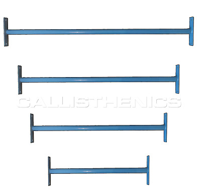 Small Short Or Long Outdoor Gymnastics Metal Climbing Bars, Pull-up Parallel Bar • 34.90£