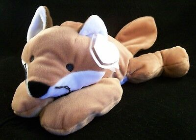 Ty  Foxy  Pillow Pal NWT MINT And RARE • 9.74£