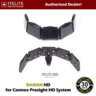 ITELITE BananHD For Connex Prosight HD System Drone Racing Antenna - Black • 91.12£