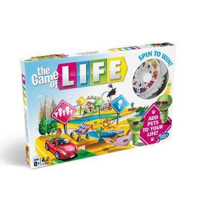 The Game Of Life Board Game • 19.99£