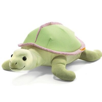 Steiff 235467 Baby Little Circus Green Turtle Soft Toy • 71.60£