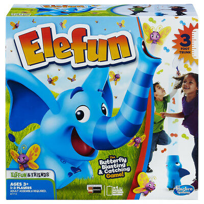 Elefun Reinvention Game By Hasbro NEW • 21.99£
