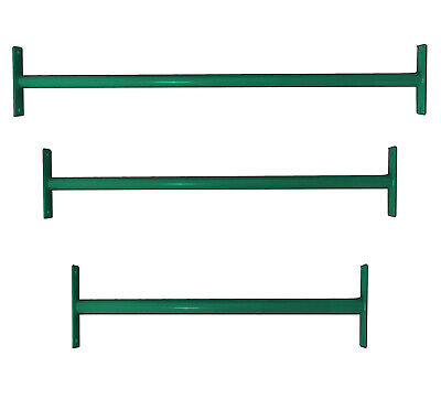 Short Or Long Outdoor Green Gymnastics Metal Climbing Bars, Pull-up Parallel Bar • 29.90£