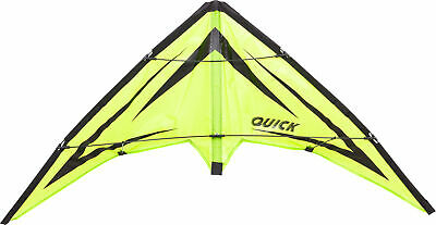 Stunt Kite  Quick  Emerald Ready 2 Fly • 9.99£