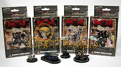 Mechwarrior Fire For Effect Booste Pack From Case Rare Oop Wizkids Free Shipping • 17.87£