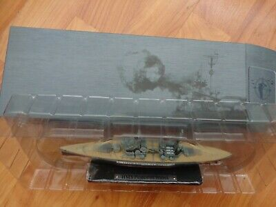 Atlas Editions 1/1250 - Legendary Warships Collection - Hms Prince Of Wales Ship • 7.99£