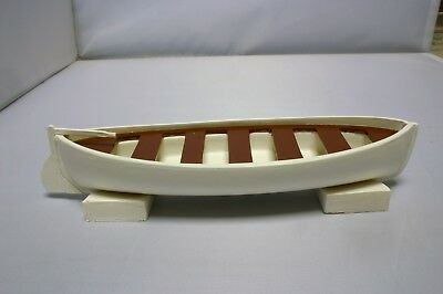 MMB Resin Cast 6  Ships Boat/lifeboat Kit. Model Boats. • 10£