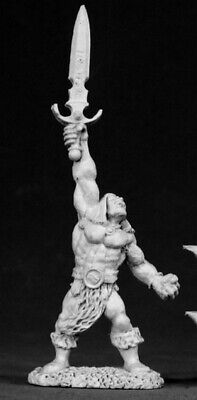 Reaper Miniatures - 02316 - Brom The Barbarian - DHL • 5.44£