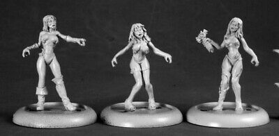 Reaper Miniatures - 50213 - Zombie Strippers - Chronoscope • 8.90£