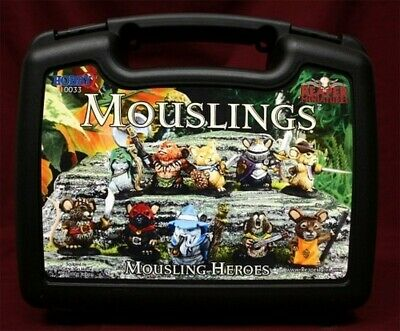Reaper Miniatures - 10033 - Mousling Heroes - Box Sets • 39.99£