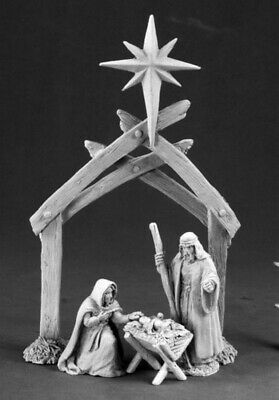 Reaper Miniatures - 01430 - The Nativity - Special Editions • 29.99£