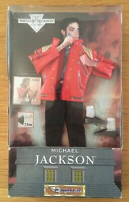 """Michael Jackson King Of Pop """"Beat It"""" Outfit By Street Life Boxed RARE • 39.95£"""
